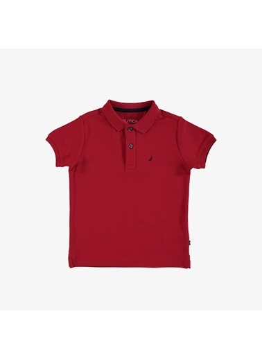 Nautica Tişört Kırmızı